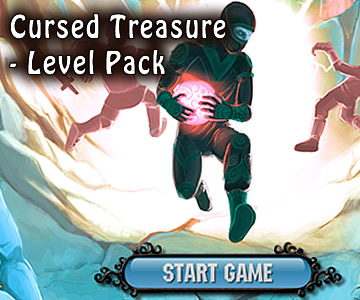 cursed treasure level pack
